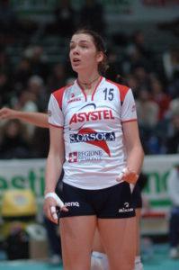 Spasojevićeva prvo odlazi u Italiju, gde nastupa pune tri godine za Asistel iz Novare, sa kojim osvaja Top Tims Kup, italijanski Super kup i Kup CEV 2007. godine, u kojom je proglašena za najboljeg servera.