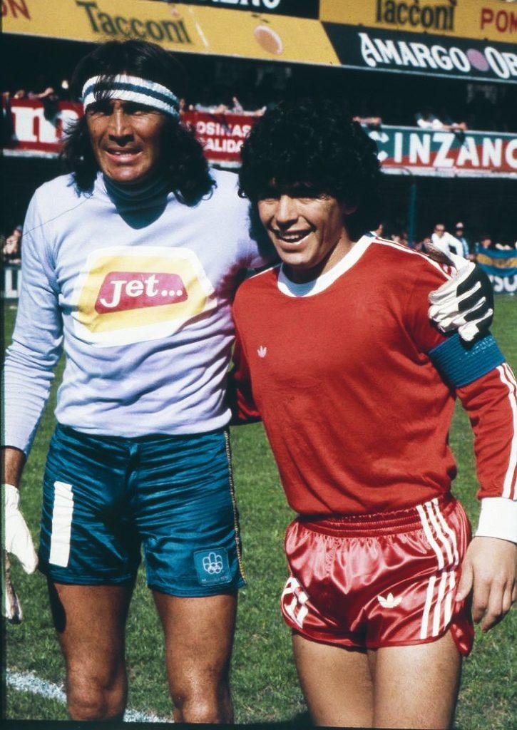 Maradona i Gati.
