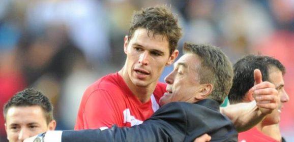 "Gol ""Laneta"" Jovanovića i odbrana penala Stojkovića za pobedu Srba protiv Nemaca 2010."