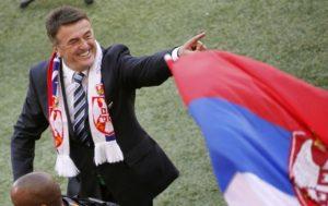 """Bila je to velika pobeda Srbije, prva nad Nemačkom od 1973. godine, a na pitanje novinara kome bi posvetio pobedu, Radomir Antić je bez premišljanja odgovorio: """"Našem narodu, koji je znao da je proslavi. Ovaj tim reprezentuje svoj narod karakterom, borbenošću i arogancijom. Narod je prepoznao sebe u ovim momcima i apsolutno je zaslužio da mu se ova pobeda posveti."""""""