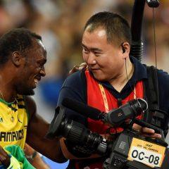 Nije mogla konkurencija, pa je Bolta srušio kamerman
