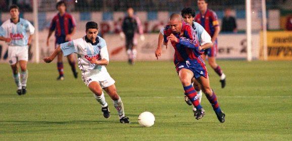 Ronaldo Nazario de Lima – Gol nad golovima