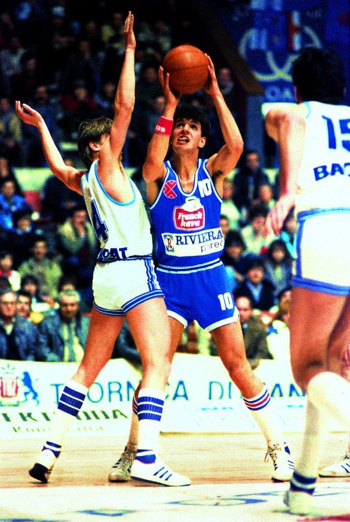 Dražen Petrović postigao je 112 poena na meču Cibone protiv Olimpije.