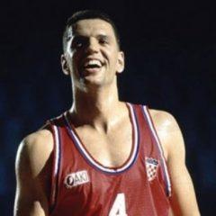 Dražen Petrović – 112 poena na susretu sa Olimpijom