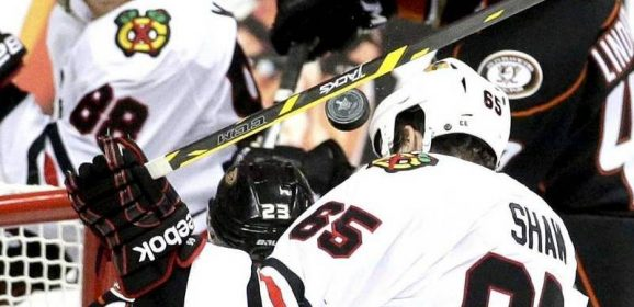 Gol glavom… u hokeju
