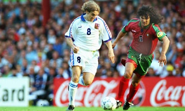 Karel Poborski postigao je fantastičan gol protiv Portugala.