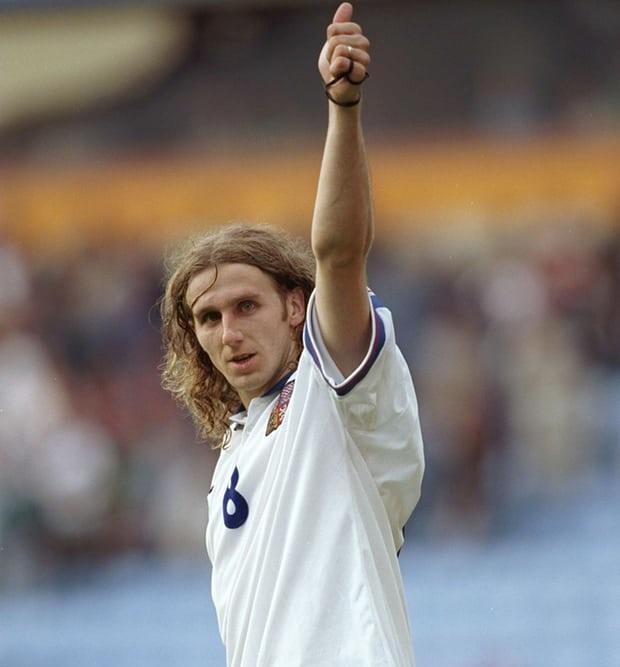 Karel Poborski je svojim pogotkom odve Češku u polufinale Evropskog prvenstva 1996. godine.