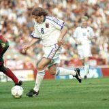 Karel Poborski – Lob koji je obeležio Euro 96