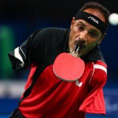 Ibrahim Hamato – Čovek kome za igranje stonog tenisa nisu neophodne ruke