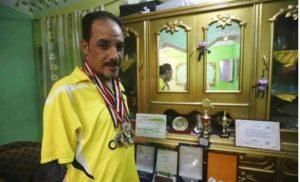 Ubrzo su stigli i neki zaista neverovatni rezultati, osvojio je Hamato zlatnu medalju na afričkom turniru u stonom tenisu za invalide 1991. godine, a uspeo je i da tokom godina dođe do nekoliko srebrnih medalja na prvenstvima kontinenta.