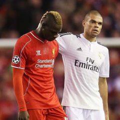 Mario Baloteli – Razmena dresova na poluvremenu kojom je navukao gnev navijača