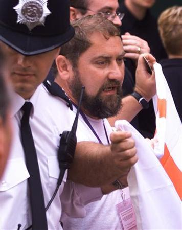 Damir Dokić je napravio skandalozni Incident na Vimbldonu 2000. godine.