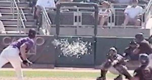 Kad bejzbol igrač ubije pticu fb
