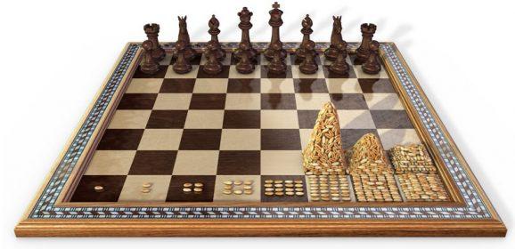 """Skromni"" izumitelj šaha"