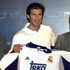 """Kako je Luis Figo zbog Perezovog paklenog plana postao Barselonin """"Juda"""""""