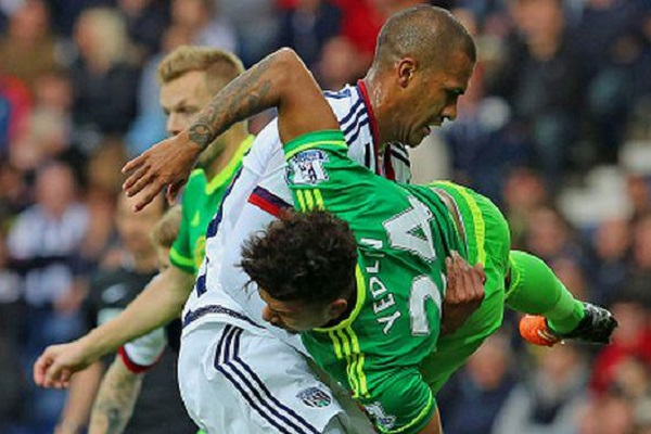 Salomon Rondon spašava Jedlina.