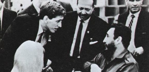 Šahovski spektakl – Fidel Kastro protiv Bobija Fišera