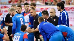 """Iako je za rezultatski spas u četvrtom setu bilo prekasno, odbojkaši Srbije su posle ovog tajm-auta stabilizovali svoju igru, što su zajedno sa velikom motivacijom preneli u peti set, koji su dobili sa 15:11 i plasirali se u finale. Kada se meč završio, Nikola Grbić je za medije prokomentarisao vrlo bitnu pobedu svog tima, ali i suđenje egipatskog sudije Nasra Šabana: """"Ponosan sam na momke i na to šta su sve izdržali. Dragan Stanković (tadašnji kapiten odbojkaša Srbije) je rekao da je suđenje bilo katastrofalno. Retko mi se dešavalo da vidim ovakvo suđenje. Jedna je stvar kada sudija greši na obe strane, ali večeras nisam video niti jednu spornu loptu da je nama dodeljena. Uspeli su da nas izbace iz takta u četvrtom setu, ali smo izdržali."""" - rekao je Nikola medijima."""