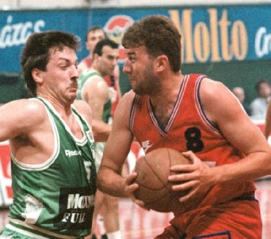 Boban Janković je igrao odlično u dresu Panioniosa.
