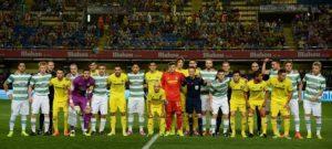 """Prijateljski meč između Seltika i Viljareala doživeo je veliki uspeh, negde oko 12.000 ljudi je bilo na stadionu """"El Madrigal"""", što je donelo prihod od 60.000 evra za projekat """"Ujedinjeni u nadi"""" (Unidos por la Esperanza). Pored toga, igrači Viljareala (A i B ekipe i osoblje kluba) donirali su još 50.000, Seltik je došao besplatno na susret , a čak su i zvaničnici utakmice donirali svoj novac."""