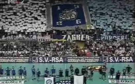 Zagreb je u prvom susretu ubedljivo savladao Valau.