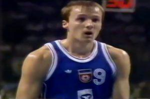"""Jurij je sa """"Plavima"""" osvojio zlatnu medalju na Evropskom prvenstvu u Zagrebu 1989. godine i Svetskom prvenstvu u Argentini 1990. godine, a očekivalo se i da bude jedan od glavnih aduta Jugoslovena na Evropskom prvenstvu u Italiji 1991. godine. Na tom turniru ekipa koju je sa klupe predvodio legendarni """"Duda"""" Ivković """"prošetala"""" se do zlatne medalje, ali iako je bio među 12 odabranih igrača i igrao na prva tri meča na šampionatu, na pobedničkom postolju nije bilo Jurija Zdovca."""