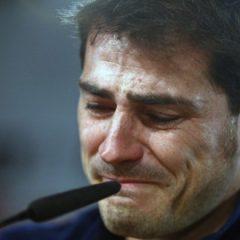 Kasiljasove suze na oproštaju od Reala