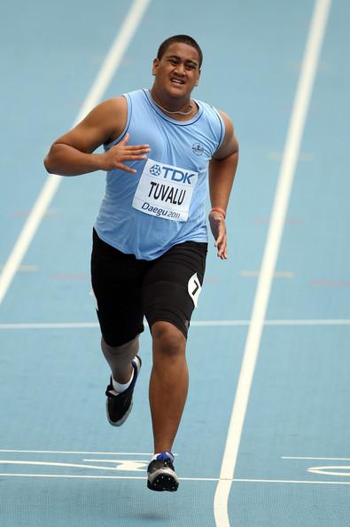 Sogelau Tuvalu izjavio je posle trke da je ostvario svoje snove.