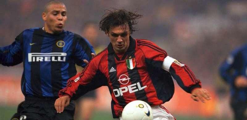 Paolo Maldini i Ronaldo vodili su mnoge zanimljive duele tokom karijera.