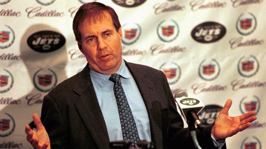 Bil Beličik bio je glavni trener Njujork Džetsa manje od 24 sata.