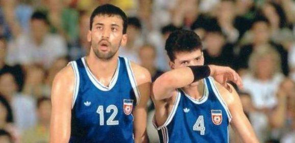 """Dražen Petrović – """"Volim Vladea! On je stvarno dobar momak!"""""""