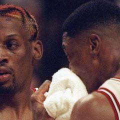 """Kada je Rodman """"tukao"""" Pipena"""