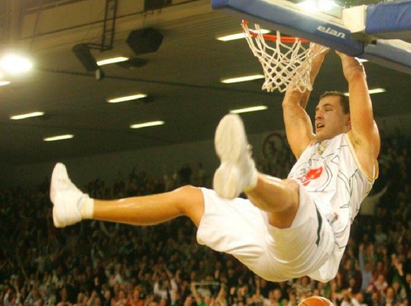 Marko Milić je tokom karijere bio poznat po spektakularnim zakucavanjima!