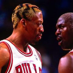 "Kada je Denis Rodman ""naljutio"" Džordana"