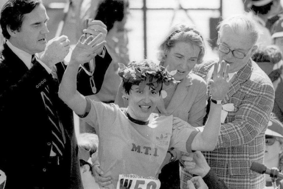 Rozi Ruiz - Nesuđena pobednica Bostonskog maratona 1980. godine.