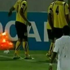 Kad je sekunda spasila fudbalera da ne izgubi ruku