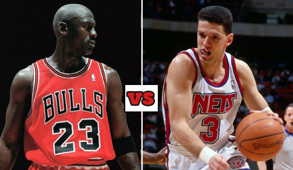 Majkl Džordan i Dražen Petrović vodili su mnoge zanimljive duele u NBA ligi.