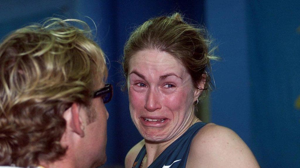 "Džejn Sevil bila je uplakana pošto je diskvalifikovana pred ""ciljnom linijom""."