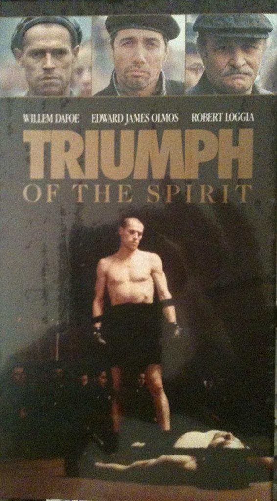 """Po životu Salamoa Arouča 1989. godine snimljen je film """"Triumph of the Spirit""""."""