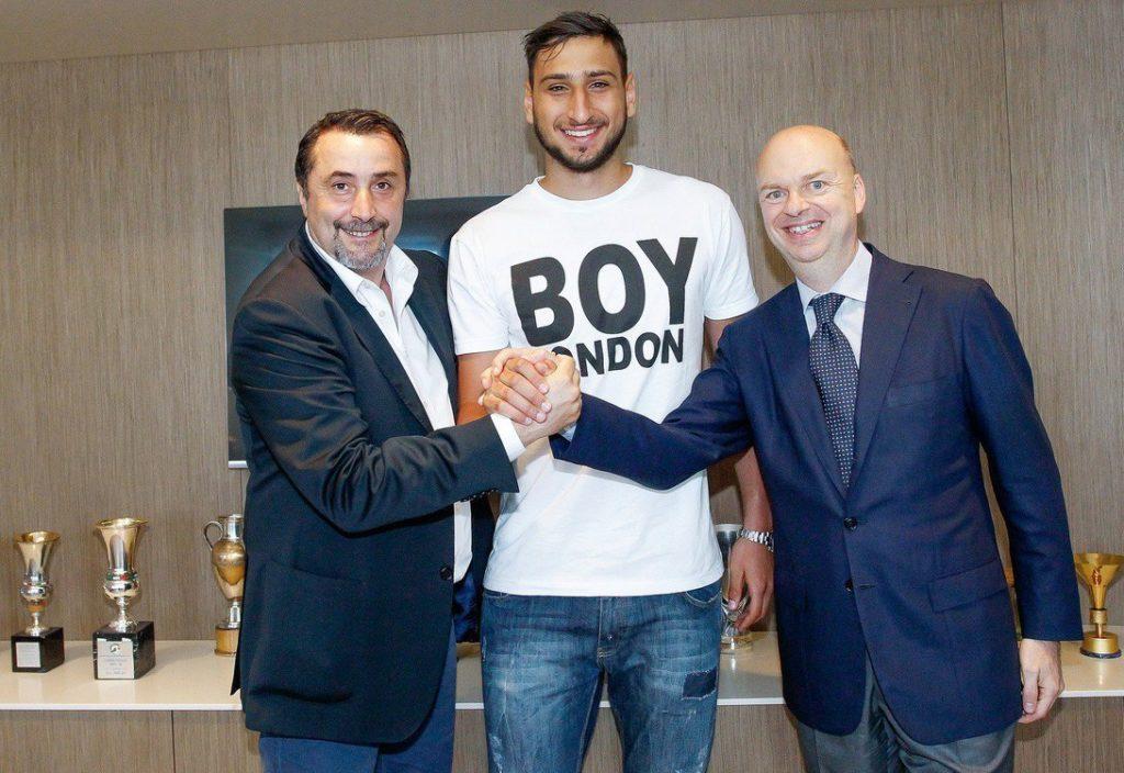 Đanluiđi Donaruma je na kraju odlučio da produži ugovor sa Milanom.
