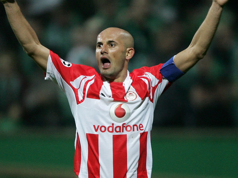 Predrag Đorđević - Legenda Olimpijakosa