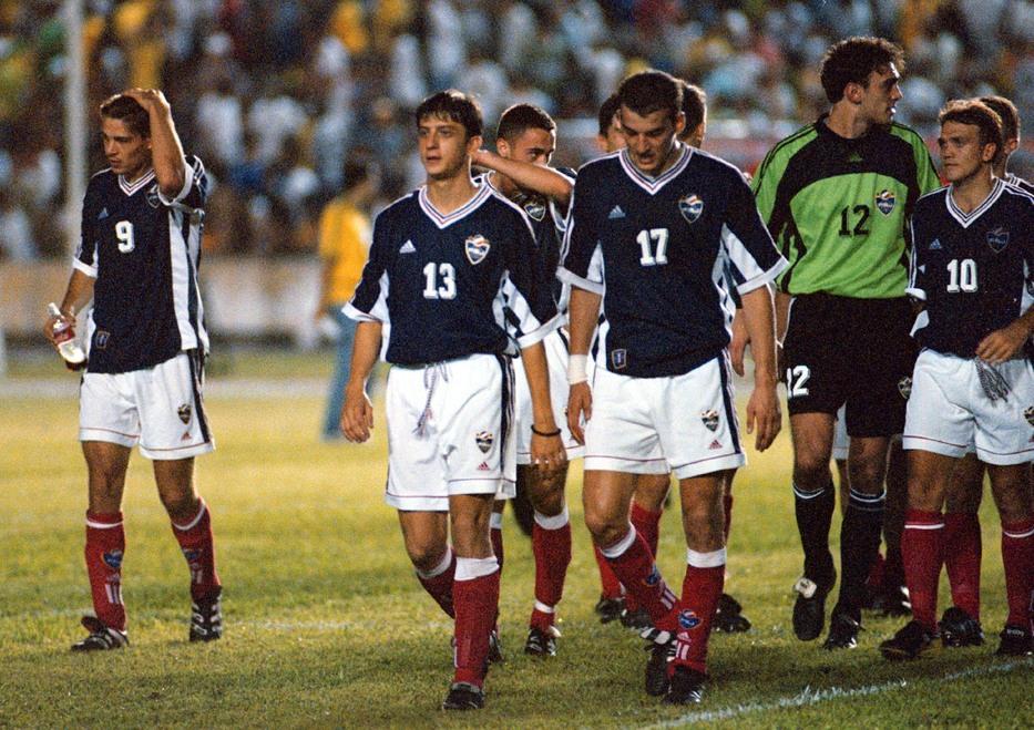 """Dejan """"Rambo"""" Petković je samo u prijateljskim duelima nastupao za reprezentaciju Jugoslavije."""
