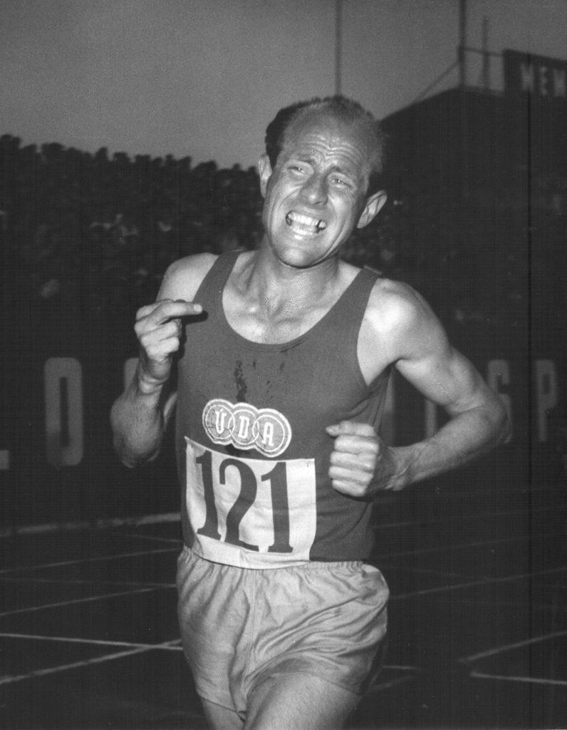Emil Zatopek - Jedan od najboljih atletičara svih vremena.