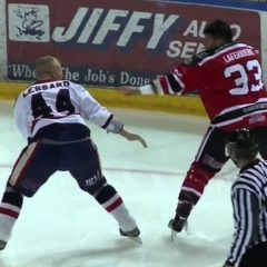 Hokejaška tuča koja to zapravo i nije