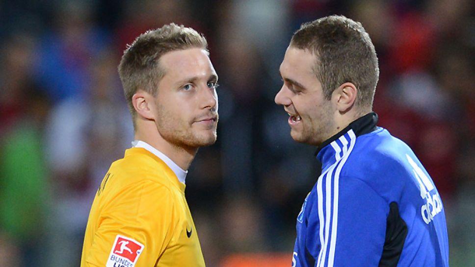 I pored velikih grešaka, Oliver Bauman je dobio aplauze od navijača Frajburga posle meča.