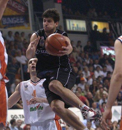 Vlado Šćepanović bio je najbolji igrač Partizana u finalnoj seriji protiv Hemofarma.