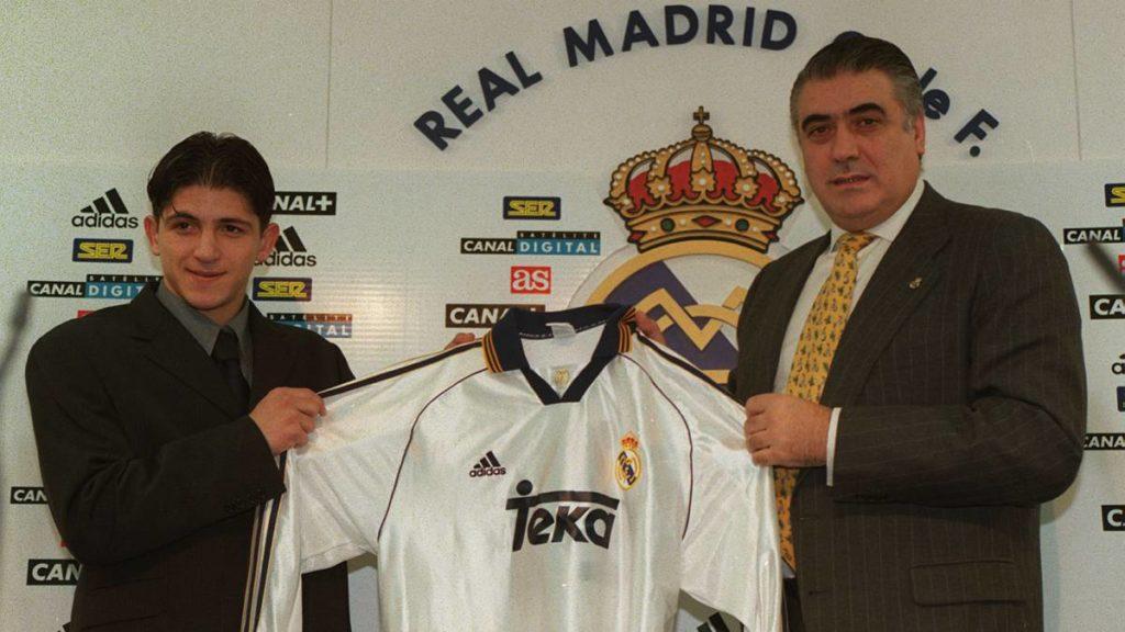 Perica Ognjenović je došao sa velikim ambicijama u Real Madrid.