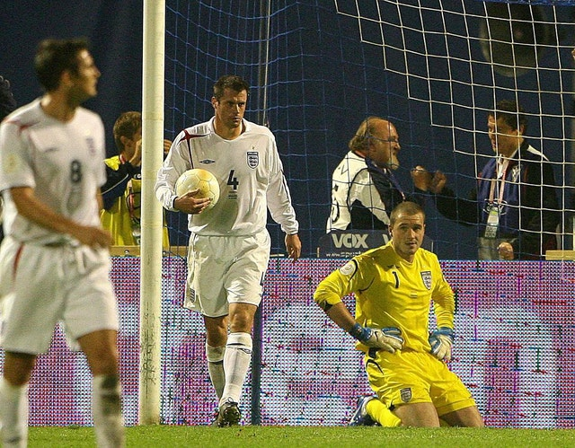 Kiks Robinsona je prelomio meč između Hrvata i Engleza.