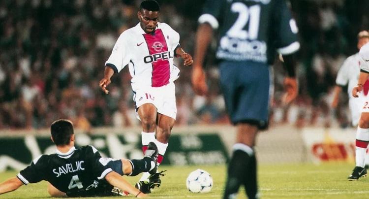 Džej Džej Okoča je na debiju za PSŽ, na meču protiv Bordoa, pokazao svoju fudbalsku genijalnost.