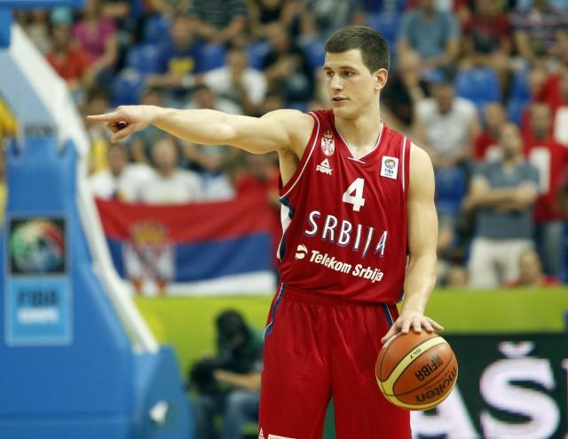Nemanja Nedović je odigrao maestralan meč protiv Francuske.